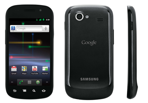 Samsung Nexus S: The New Official Google Phone