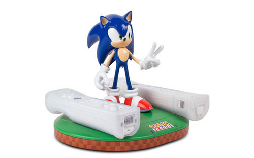 Sonic's Depressing New Gig: Charging Wiimotes