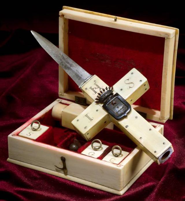 how to make a vampire killing kit