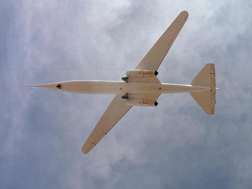 The Weirdest Plane Ever Created By NASA