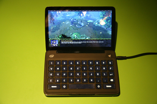 Razer Switchblade: In the Future, Gaming Should Be All Screen