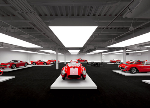 Ralph lauren s private garage is like classic car heaven