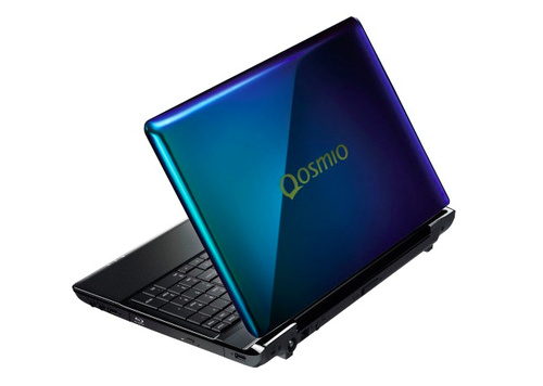 Toshiba Used Nano-Technology For This Color-Changing Laptop