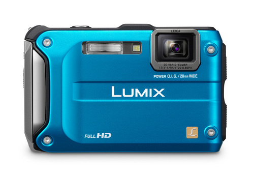 Panasonic Lumix TS3: The Rugged Cam That's Sensitive on the Inside