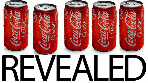 Coca-Cola's Secret Recipe Finally Revealed