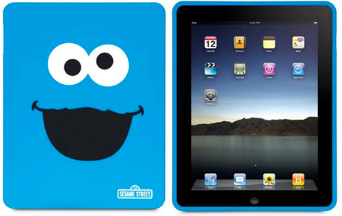 It's a Shame Kids Will Never Be Able to Afford Their Own Sesame Street iPad Cases