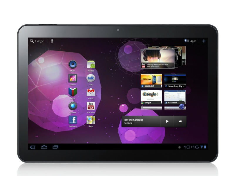 Sony Releasing Honeycomb Tablet Mid 2011, Says Howard Stringer