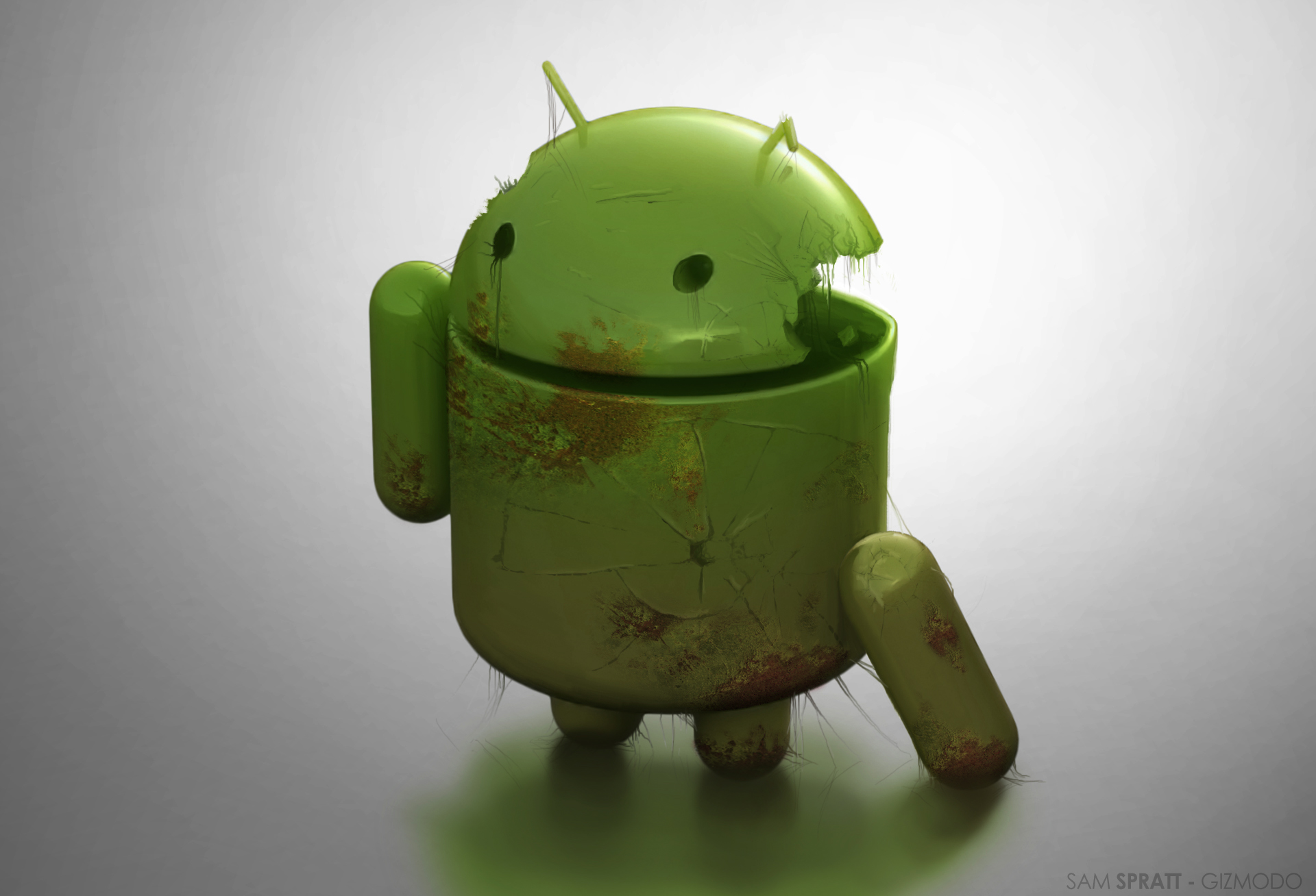 Google Finally Fights Back Against Android Fragmentation