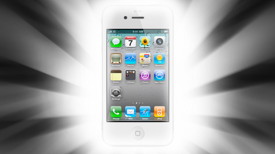Has Anybody Been Holding Out For A White iPhone 4?