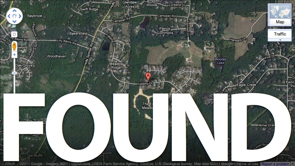 Google Maps Search History Helps Police Pin Alleged Killer