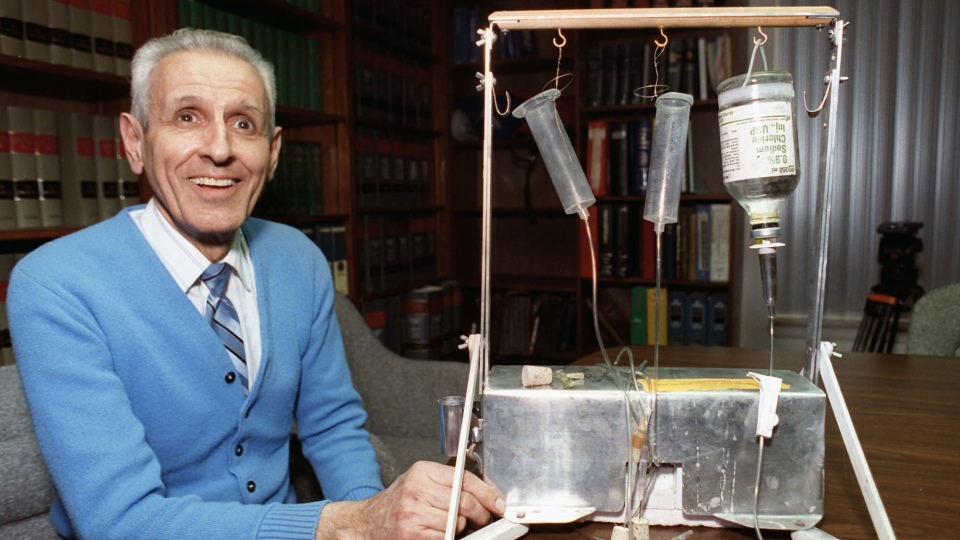 the life contribution to physician assisted suicides and prosecution of dr jack kevorkian in you don