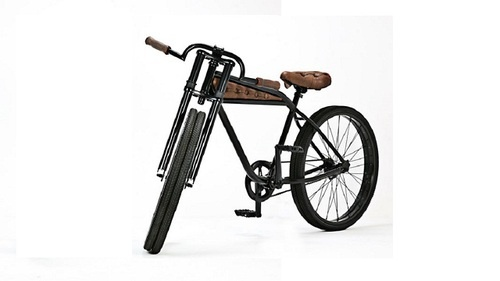 A $3,000 Bike with 4 Wheels for the Well-Heeled