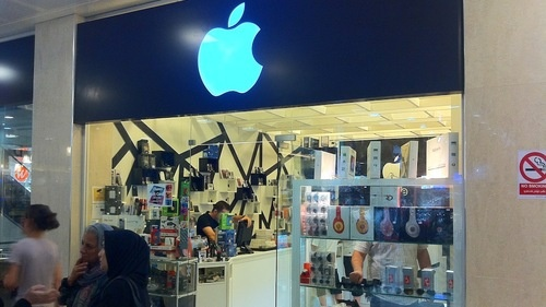 Now Iraq Has a Fake Apple Store