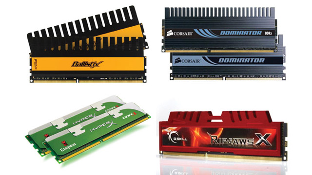 Memory Buyer's Guide: The Best RAM For Your PC