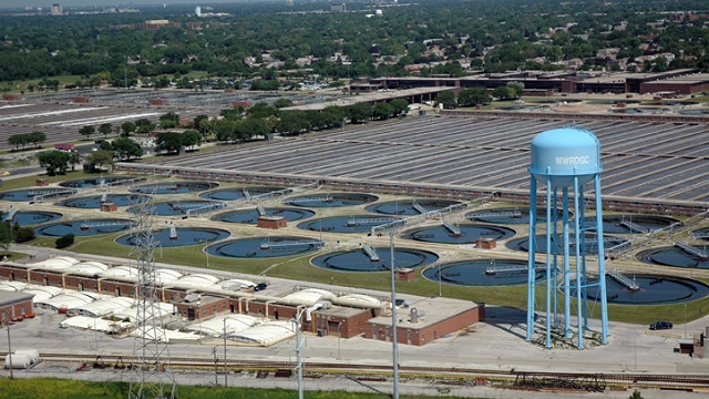 Chicago's Stickney Wastewater Treatment Plant Is The ...