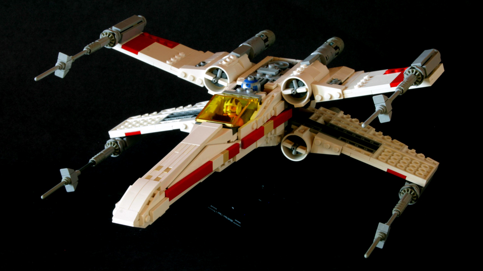 This Is The Best Lego X-Wing Model Ever | Gizmodo Australia