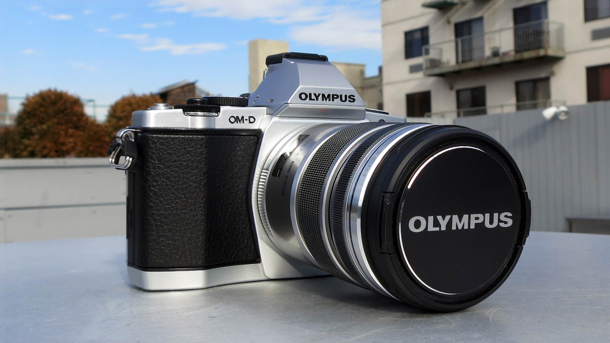 Olympus OM-D E-M5: The First Micro Four Thirds Camera Aimed At