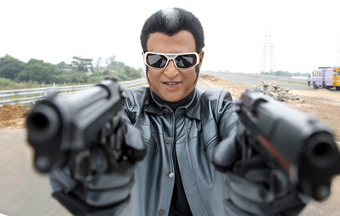 Witness the most face-melting action scenes from Enthiran, the Indian Terminator