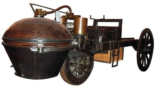 When Was The First Water Car Invented 84