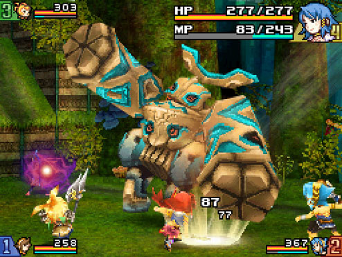 Final Fantasy Rings Of Fate Ds Download