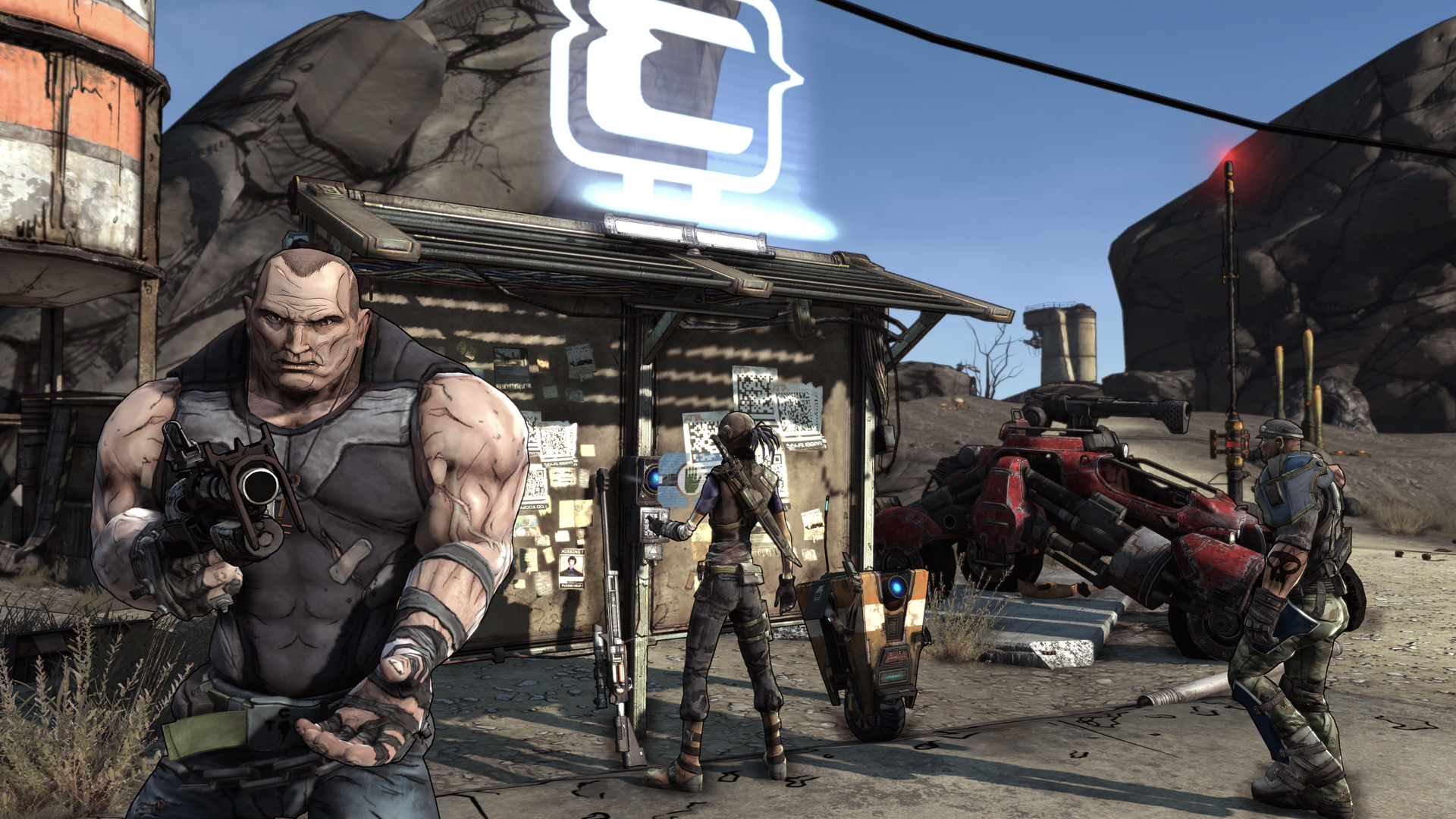 What's The Story With Borderlands? | Kotaku Australia Borderlands