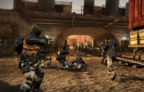 Mag Online Ps3 Ps3 Online Shooter M.a.g