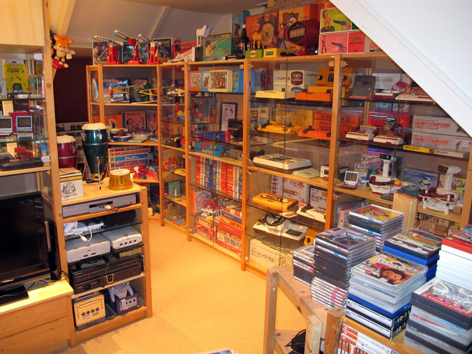 A Retro Gaming Room I Could Die In Kotaku Australia