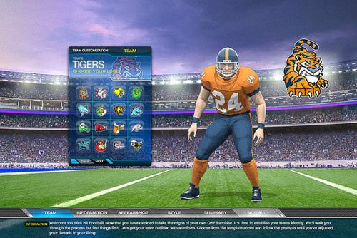 """Free-to-Play Football """"RPG"""" Gets Update"""