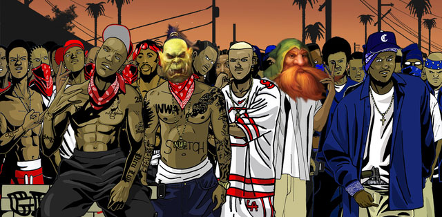 the crips street gang essay Violence grows in south central between the crips and other gangs, and fist fighting gives way to guns the piru street boys in compton meet with several other non-crip gangs and form a new alliance that becomes known as the bloods in 1972, there are 10 more gangs in south central, and a then- unprecedented 29.