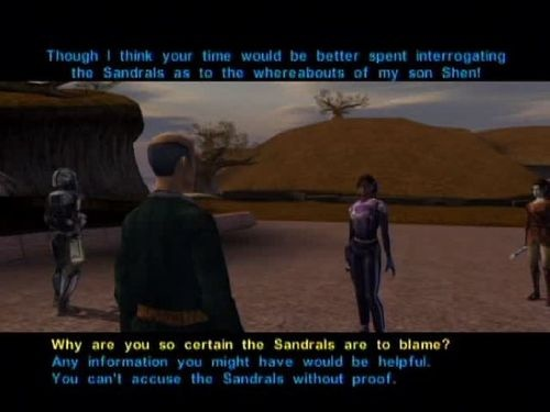 The Game Fiction Dilemma: Knights of the Old Republic vs The Sands of Time