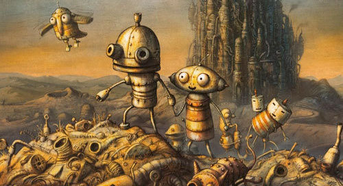 Report: Machinarium Refused for Xbox Live Arcade
