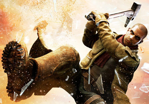 Red Faction's Made For TV Movie May Spawn A Series