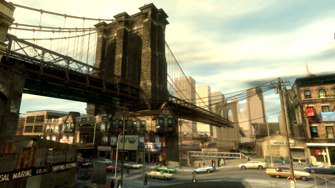 Pics photos grand theft auto iv the law breaking spree continues - Is New York Overplayed Grand Theft Auto Iv