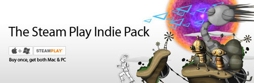 Valve's Indie Bundle Is Only Charitable To Your Back Pocket