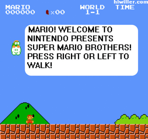 If Super Mario Bros. Was Made in 2010