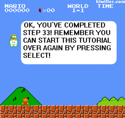 500x step3 If Super Mario Bros. Was Made in 2010