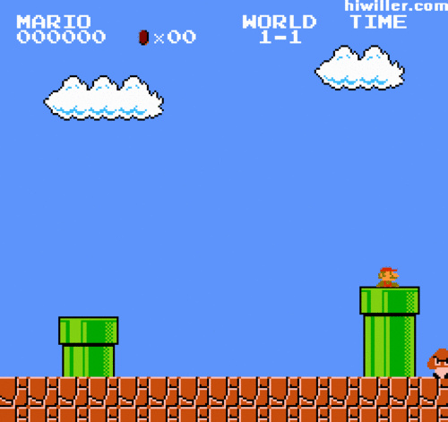 500x step8 If Super Mario Bros. Was Made in 2010