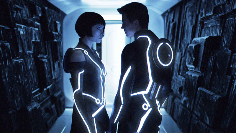 How To Make A Tron Light Suit