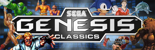 Sega Genesis Classics Now Available On Steam