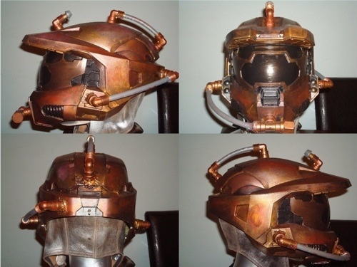Steampunk Halo