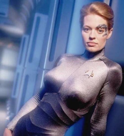 jeri ryan. Jeri Ryan Explains