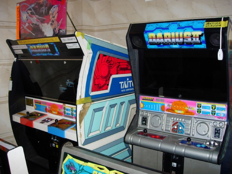 Widescreen Arcade Gaming Is Quite Nice, You Know | Kotaku Australia
