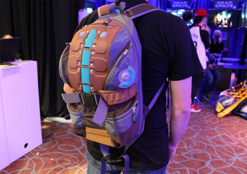 Dead Space: The Backpack Is Finally Here