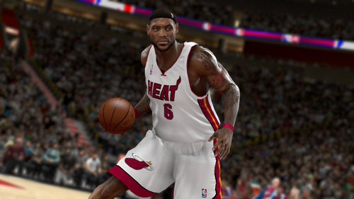 LeBron's Choice Alters Basketball's Video Game Landscape, Too