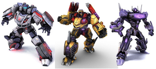 First Transformers: War For Cybertron DLC Contains All Three Preorder Characters