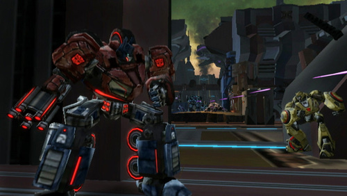 Transformers: Cybertron Adventures Review: Robots In Disgrace