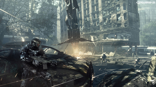 Crysis 2 Coming March 2011