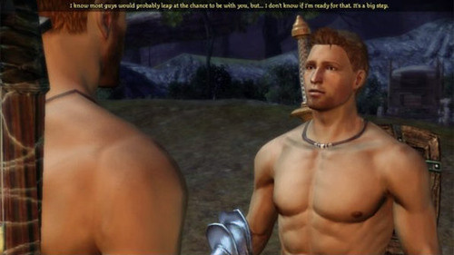 Dragon Age: Origins Is The First Game About Gay Marriage & The Power of Mods