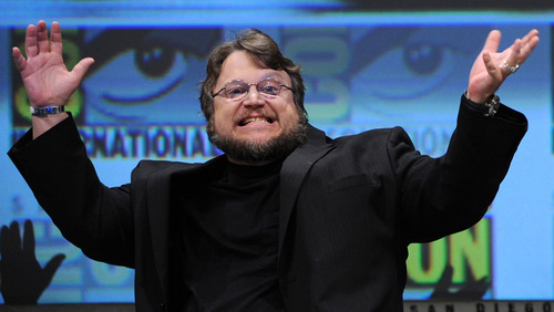 Guillermo Del Toro Working With Red Faction Developers?