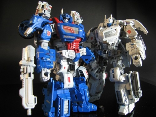 If Only Ultra Magnus Was In War For Cybertron